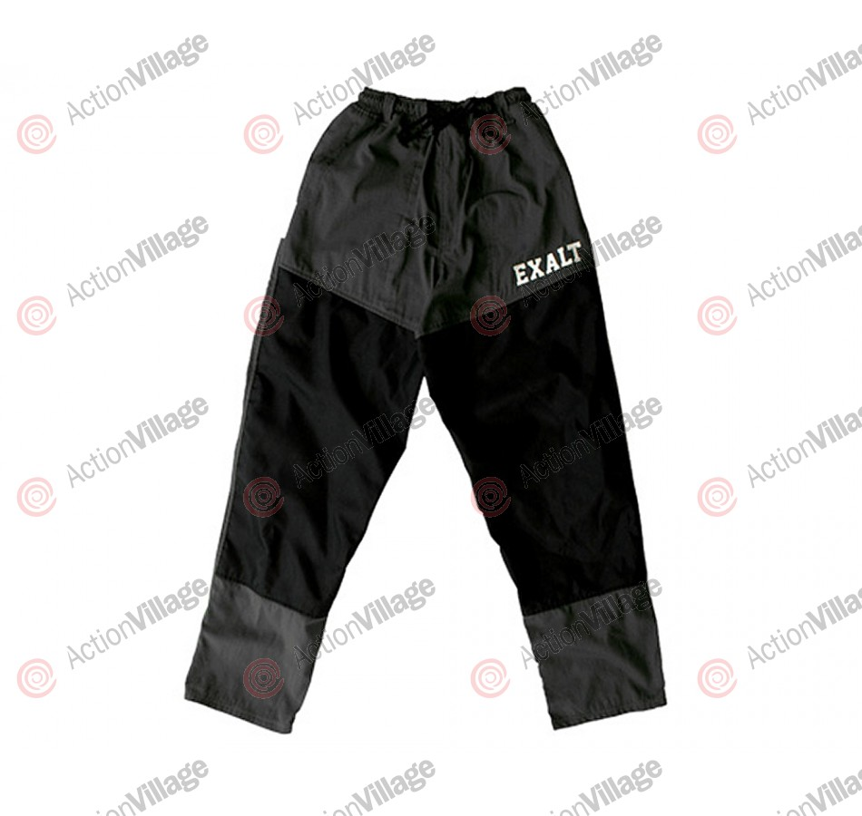 Exalt Throwback Paintball Pants - Grey