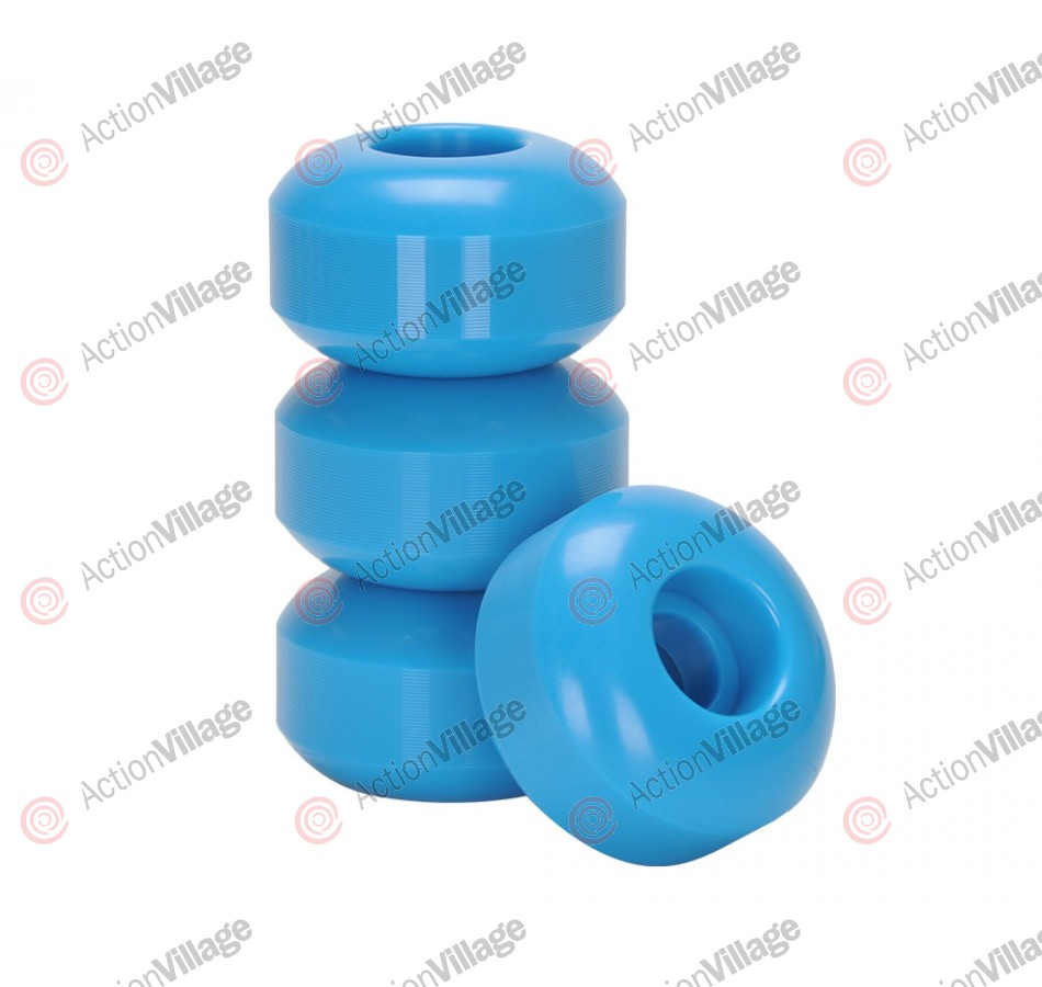 Action Village Defender 52mm Skateboard Wheels Blue 100a