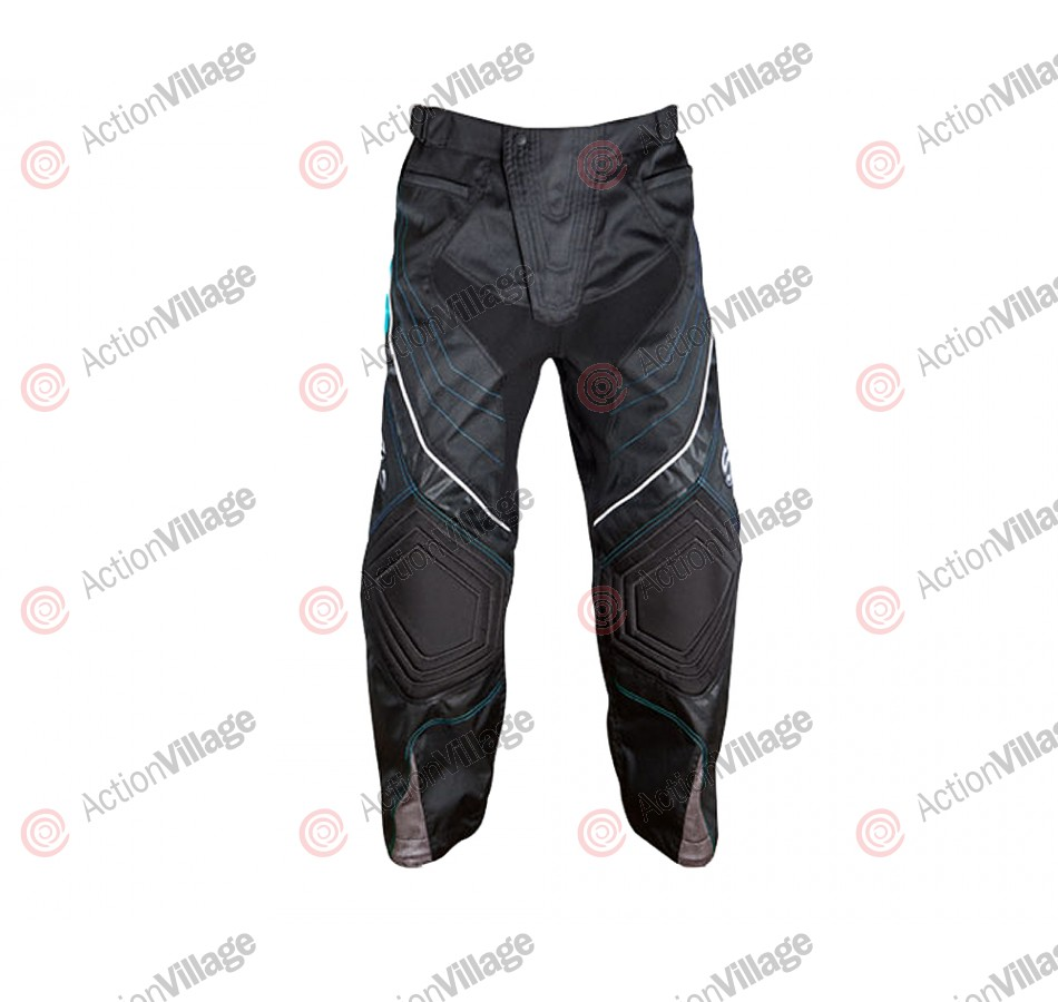 2012 Sly Pro-Merc S12 Paintball Pants - Blue