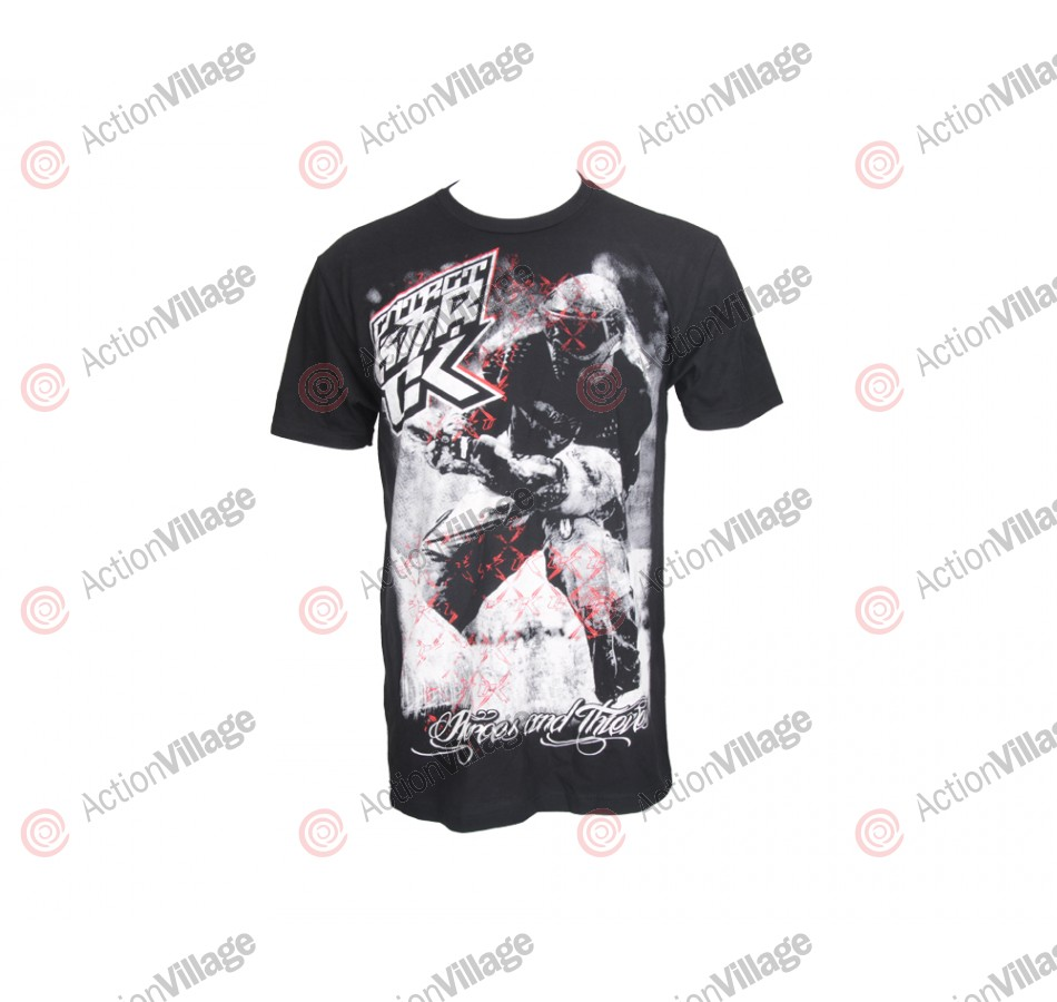 Contract Killer H&T T-Shirt - Black