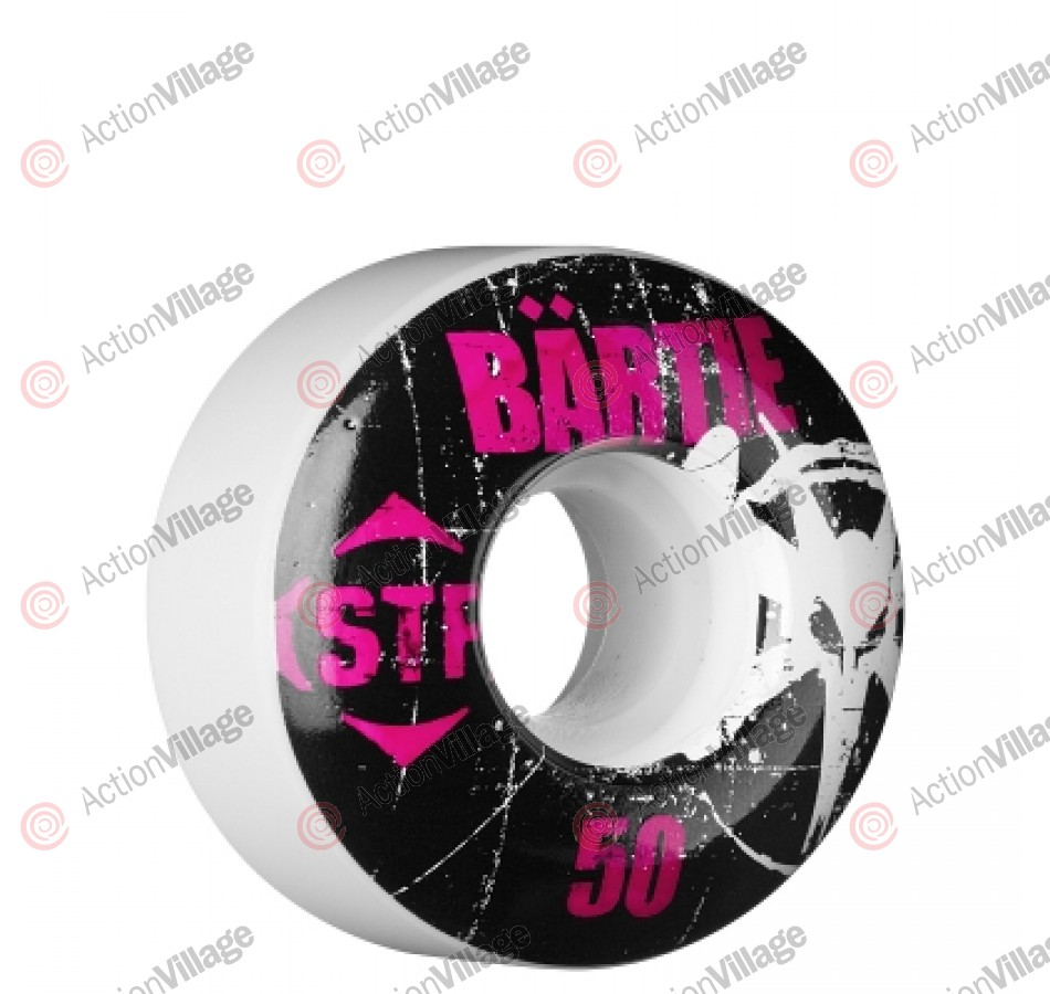 Bones Chad Bartie Rocker STF - 50mm - 83B - Skateboard Wheels