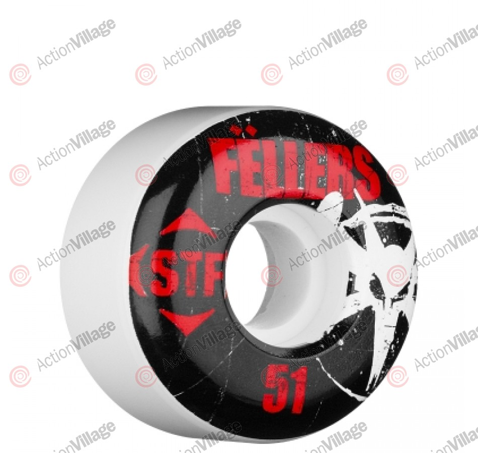 Bones Street Tech Formula Fellers Rocker - 51mm - Skateboard Wheels