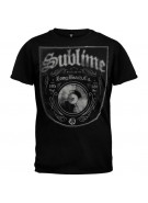 Sublime Band Bottled In LBC - Black - Band T-Shirt