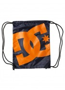 DC Men's Simpski Cinch Bag - DC Navy/Citrus - Apparel Accessory