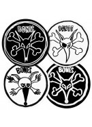 "Bones 4"" Pope Rat - Assorted Colors - Sticker"