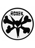 "Bones 6"" Rat Sticker - Assorted Colors - Sticker"