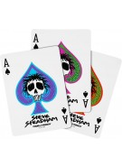 Powell Peralta Steadham Skull - Sticker - Assorted Colors
