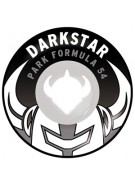 Darkstar Growler Park Plus Wheel - White/Black/Grey - 54mm - Skateboard Wheels