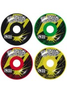 Cliche Mad Brain Wheels - Multi - 53mm - Skateboard Wheels