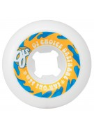 OJ 52mm Far Out White 80b - Skateboard Wheels