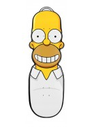 Santa Cruz Simpsons The Homer - 31.2in x 10.2in - Skateboard Deck