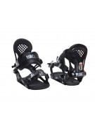 Ride EX 2011 - Men's Black Snowboard Bindings