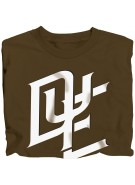 2011 Dye Poseidon 2 T-Shirt - Brown
