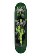 Creature Team Babes MD Powerply - 31.9in x 8.2in - Green - Skateboard Deck