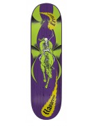 Creature Navarrette Fireball Powerply - 32.5in x 8.8in - Green - Skateboard Deck