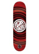 Flip Gonzalez HipNotic P2 - 31.5in x 8.0in - Red - Skateboard Deck