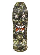 Santa Cruz Roskopp Face Reissue - 31in x 9.5in - Camo - Skateboard Deck
