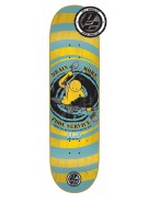 Flip Mountain Drain More Pools P2 - 32.31in x 8.25in - Blue - Skateboard Deck