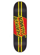Santa Cruz Shuriken Pro Dot Powerply - 31.6in x 8.0in - Black - Skateboard Deck