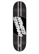 Santa Cruz Guzman Pro Dot Powerply - 31.9in x 8.2in - Black - Skateboard Deck