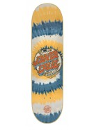 Santa Cruz Trip Pro Dot Powerply - 31.5in x 7.6in - Blue/Orange/White - Skateboard Deck