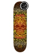 Flip Gonzalez Hell Rider P2 - 31.5in x 8.0in - Black/Red/Yellow - Skateboard Deck