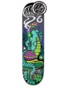 Flip Penny Lazy Nights P2 - 32.2in x 8.0in - Green - Skateboard Deck