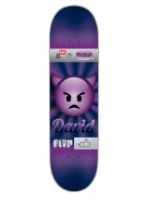 Flip Gonzalez Emoji - 31.5in x 8.0in - Purple - Skateboard Deck