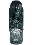 Creature Darkthrone Wagons Powerply - 27.6in x 7.4in - Black - Skateboard Deck