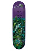 Creature Gravette Cove Powerply - 31.9in x 8.2in - Green - Skateboard Deck