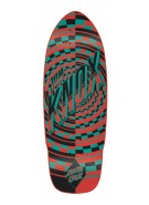 Santa Cruz  Knox Recoil - 28.5in x 10in - Skateboard Deck