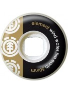 Element Section - 50mm - Black/Gold - Skateboard Wheels