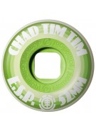Element Wheels Tim Tim Colors - 52mm - Skateboard Wheels
