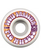 Pig Barletta Flashback - 51 - White - Skateboard Wheels