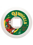 OJ III That's Life (Set of 4) - 56mm - White