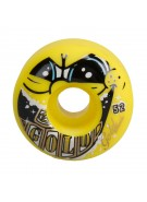 Gold Hyphy (Set of 4) - 52mm - Skateboard Wheels