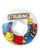 OJ 54mm Strubing Pro White 101a - Skateboard Wheels