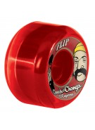 Flip 58mm El Cigarro Trans Red 78a - Skateboard Wheels