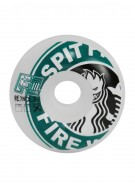Spitfire Wheels F1 Streetburner Reynold Get Buck Swirl - 52mm - Skateboard Wheels