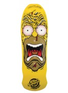 Santa Cruz Simpsons Homer Face - 31in x 9.5in - Skateboard Deck