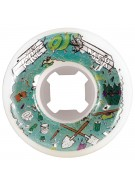 OJ 51mm Kremer Hemmy White 101a - Skateboard Wheels