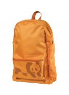 Enjoi Panda Backpack - Orange - Backpack