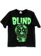 Blind Zombie S/S Tee Youth - Black/Green - Youth T-Shirt