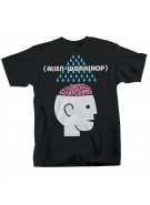 Alien Workshop Brainwash Short Sleeve - Black - Men's T-Shirt