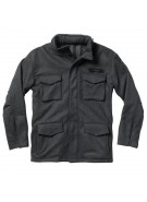 Enjoi Limited Addition Jacket - Mens Jacket - Black Melange