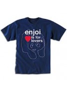 Enjoi For Lovers S/S Tee - Navy - T-Shirt