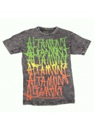 Altamont Electric Kool-Aid - Black - T-Shirt