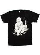 Deco Baby - Black - Men's T-Shirt - Small