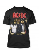 AC/DC Highway to Hell - Black - Band T-Shirt