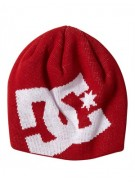 DC Big Star Beanie - Red - Men's Beanie